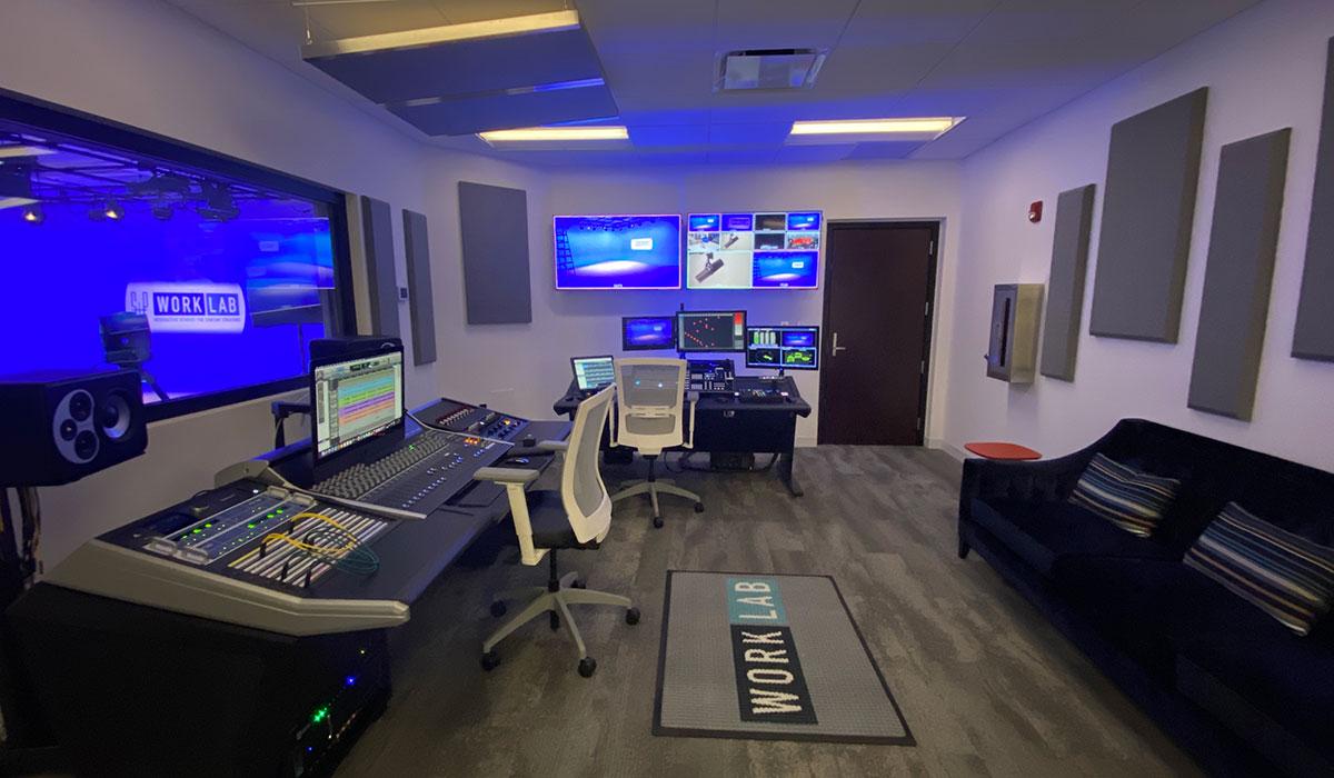 Sp Control Room